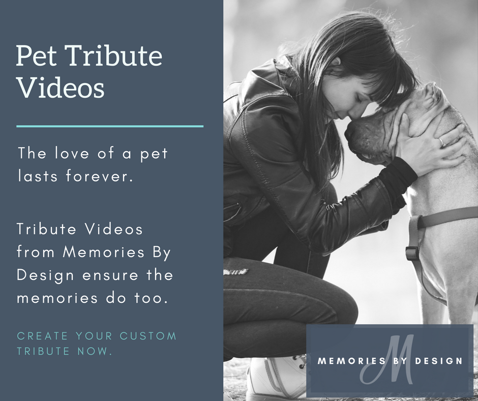 Memorial Pet Loss Products-Memories By Design