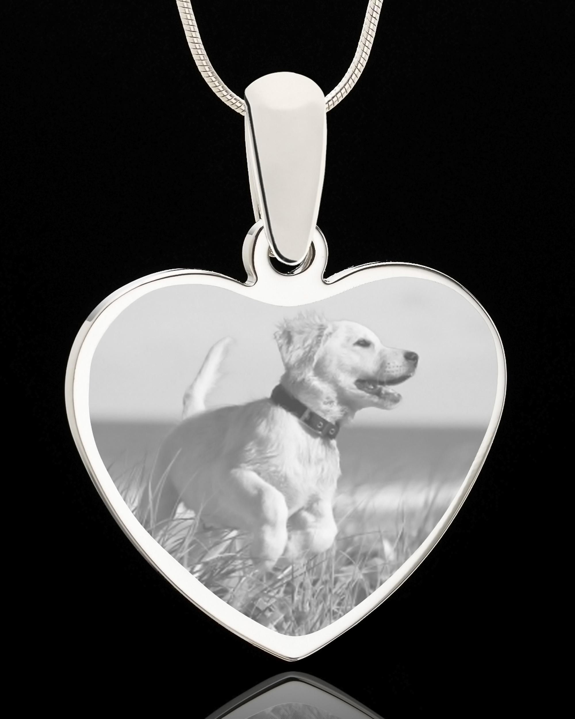 Jewelry Keepsakes81-4985Photo Eng Heart Pet Pendant Stainless.jpg812