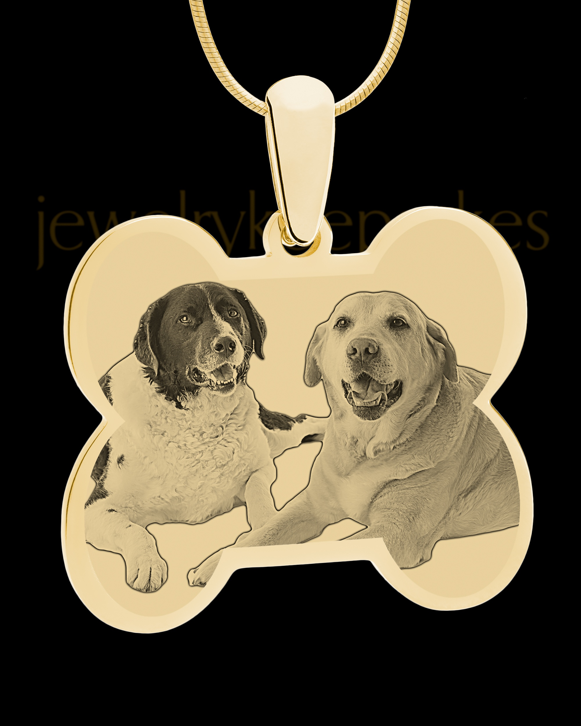 Jewelry Keepsakes81-8826Gold Doggie Bone.jpg804